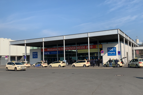 CIS Delegation Attended 2019 Hannover Messe in Germany